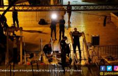 Israel Bongkar Detektor Logam di Masjid Al Aqsa, tapi Pasang Kamera Supercanggih - JPNN.com