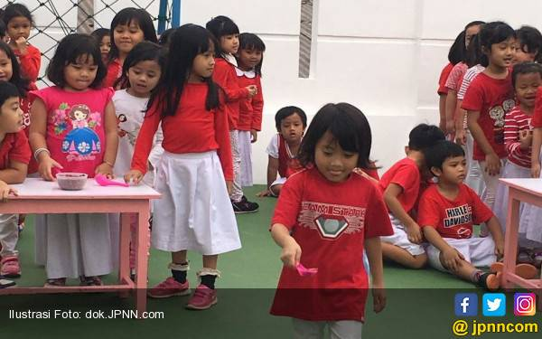 Membangun Kecerdasan Anak, Tanoto Foundation Peduli PAUD - JPNN.com