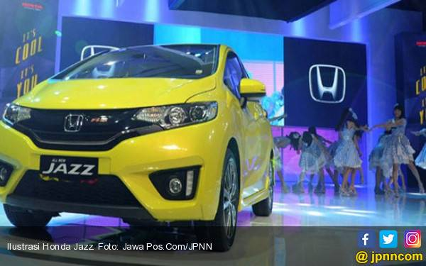 Lagi, Honda Indonesia Recall 17.286 Unit Jazz dan Freed - JPNN.com