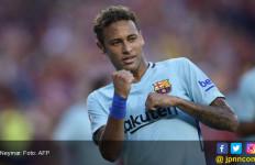 Melawan MU jadi Laga Terakhir Buat Neymar di Barcelona - JPNN.com
