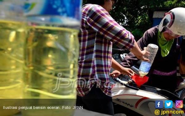 Disperindag Larang Warga Jual Bensin Eceran, Nekat Didenda Rp 6 Miliar - JPNN.com