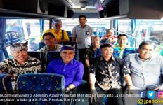 Manjakan Wisatawan, Bupati Anas Luncurkan Angkutan Pariwisata Gratis di Banyuwangi - JPNN.com