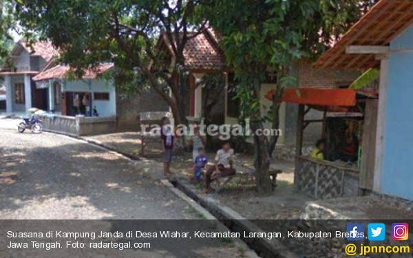 Ternyata Ada Kampung Janda, Beginilah Kondisinya - JPNN.com