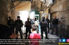 Israel Menzalimi Imam Besar Masjid Al Aqsa, Begini Reaksi Palestina - JPNN.com
