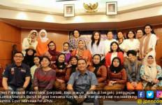 25 Karya Terbaik BMI Dibukukan, Yeni Fatmawati: Isinya Menggetarkan Jiwa - JPNN.com