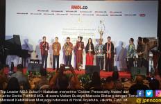 Jaga Keberagaman, Melia Raih Golden Personality Award - JPNN.com