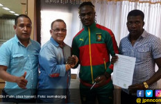 Suporter Sriwijaya FC Penasaran, Bio-Roby, Kapan Main? - JPNN.com