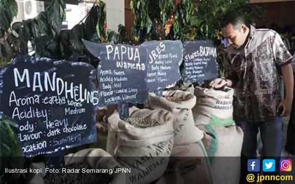 Strategi Pemprov Jatim Dorong Ekspor Olahan Kopi - JPNN.com