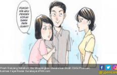 Pisah Ranjang Setahun, Ibu Bhayangkari Melahirkan Buah Cinta Pria Lain - JPNN.com