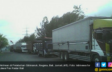 Gilimanuk Buka Tutup, Antrean Kendaraan Tujuan Jawa Mengular 7 Km - JPNN.com