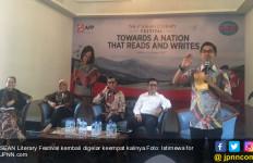 Tingkatkan Minat Baca di Indonesia, ASEAN Literary Festival Kembali Digelar - JPNN.com