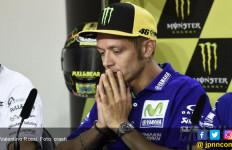 Rossi Tutup Musim MotoGP 2018 dengan Ucapan Maaf - JPNN.com