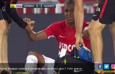 Ligue 1 Dibuka, Kylian Mbappe Cedera - JPNN.com