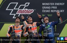 Cek Klasemen Sementara MotoGP Setelah Balapan Basah di Brno - JPNN.com