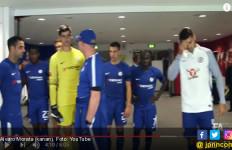 Rahasia Alvaro Morata di Balik Laga Arsenal Vs Chelsea - JPNN.com