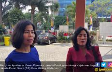 Dukung Acho, Penghuni Apartemen Green Pramuka Sambangi Kejari Jakpus - JPNN.com