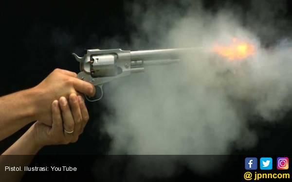 Detik-detik Ridwan Ilyas Dikepung, Cueki Suara Tembakan, Dor! - JPNN.com