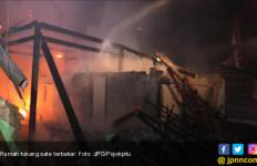 Lupa Matikan Kompor Gas, Rumah Jadi Tinggal Kenangan - JPNN.com