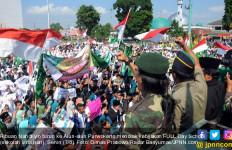 Guru Madrasah dan GP Ansor Gelar Aksi Tolak Sekolah Lima Hari - JPNN.com