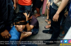 Priono dan Toni Jadi Bulan-bulanan Massa, Lihat Tuh Mukanya - JPNN.com