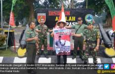 Demi Bertemu Jokowi di Istana, Mahmudin Bakal Berjalan Kaki 700 Km ke Jakarta - JPNN.com