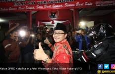 KPK Jebloskan Mantan Ketua DPRD Kota Malang ke Tahanan - JPNN.com