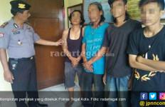 Komplotan Pemalak Menantang Polisi Tanpa Seragam, Beginilah Jadinya - JPNN.com