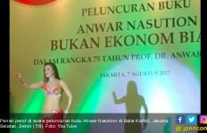 Launching Buku Ekonom Dihadiri Pejabat, Penarinya Ngeri-Ngeri Sedap - JPNN.com