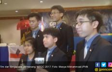 Singapura Jadi Juara WSDC 2017 di Bali - JPNN.com