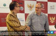 Dubes Tantowi Boyong Kartini, Bule Selandia Baru Ikut Terharu - JPNN.com