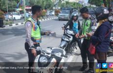 5 Hari Uji Coba e-Tilang, Ratusan Pelanggar Terjaring Polisi - JPNN.com