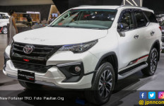 Ekspor Toyota Tumbuh 4 Persen, Fortuner Moncer - JPNN.com