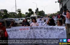 Lahan Parkir Ditutup Pengelola Apartemen Green City, Penghuni Berang! - JPNN.com