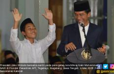 Insyaallah Kiai dan Santri Istikamah Dukung Jokowi sampai 2019 - JPNN.com