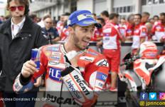 Pengakuan Andrea Dovizioso Setelah Menang di MotoGP Inggris - JPNN.com