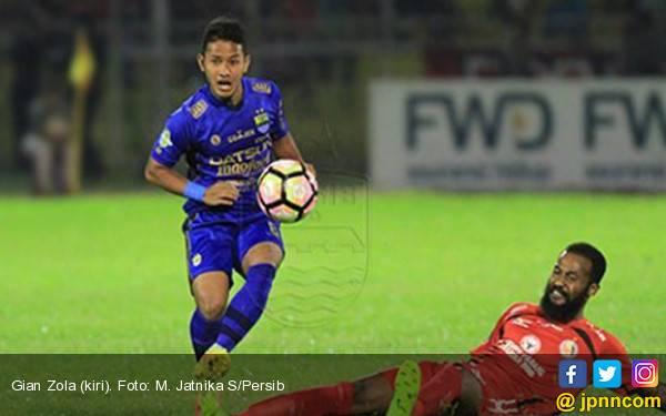 Gian Zola Lebih Memilih Pulang ke Persib Bandung - JPNN.com
