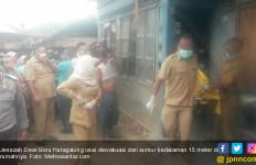 Istri Dibunuh Suami Mayat Dibuang ke Sumur Itu Punya Banyak Emas - JPNN.com