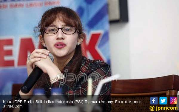 Serang Tsamara PSI, Anak Buah SBY Disebut Overdosis MSG - JPNN.com
