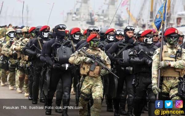 Masyarakat Pasti Dukung Pelibatan TNI untuk Menumpas Teroris - JPNN.com