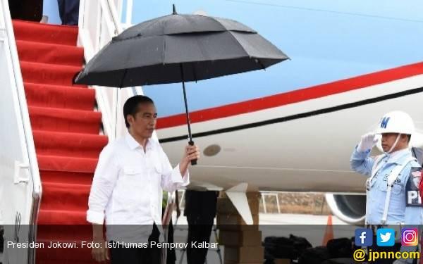 Jokowi Dihajar Beragam Isu tapi tak Mempan, Ini Penyebabnya - JPNN.com