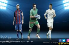 Ini 3 Kandidat Pemain Terbaik UEFA - JPNN.com