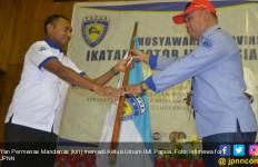Yan Mandenas Bertekad Bawa IMI Papua Berjaya - JPNN.com