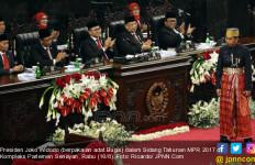 Ya Allah, Gemukkanlah Presiden Jokowi - JPNN.com