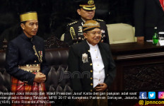 Ada Kans Besar bagi JK Jadi Cawapres Jokowi Lagi, Asalkan... - JPNN.com