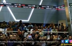 Perbandingan Efek Bom Surabaya, Thamrin dan Bali pada IHSG - JPNN.com
