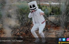 Begini Gaya DJ Marshmello Ucapkan Selamat Hari Kemerdekan RI - JPNN.com