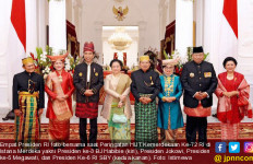 SBY Bersalaman dengan Megawati Lagi Bukti Jokowi Mampu asal Mau - JPNN.com