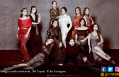 Rayakan Ultah Marshanda di Kafe, Geng Girls Squad Dikritik Netizen - JPNN.com