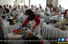 Peringati HUT RI ke-72, KKP Gelar Lomba Inovasi Masakan Ikan Nasional - JPNN.com