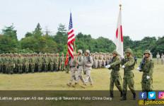AS dan Jepang Latihan Gabungan, Tiongkok Sewot - JPNN.com